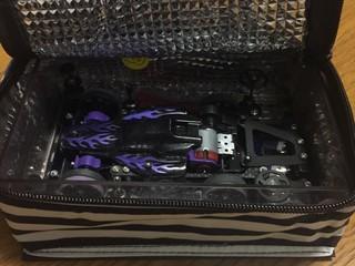 マシンじゃなくてごめんね!車検BOX収納袋2